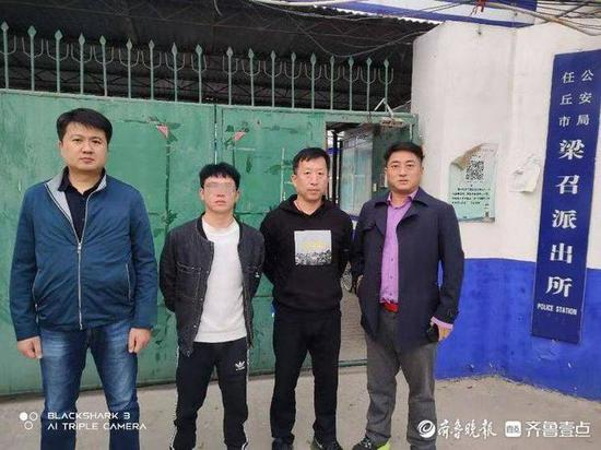 济南市中民警赴河北将人抓获 带破全国13起案件