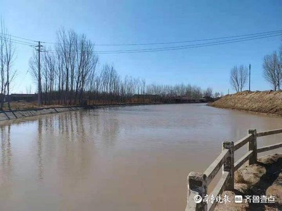 東營市市屬灌區已累計實現春灌引水3966萬方