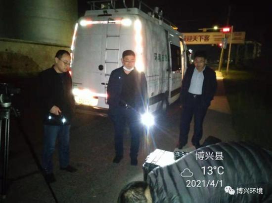 滨州4家企业被突击检查 香驰健源公司因废气处理不合格被立案
