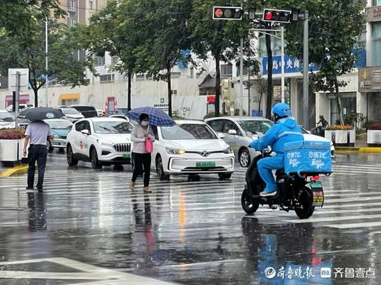 一场雨23座水库喝水2500万方 青岛未来一周降雨暂歇