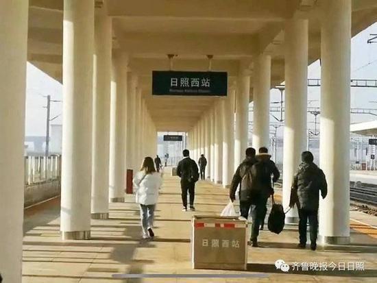 日照动车组线路新增10个直达地级市 到上海仅需3个多小时