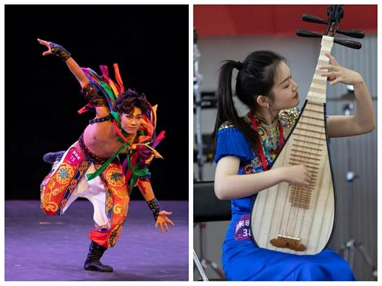 726名师生同场竞技!山东第八届高校音乐舞蹈专业师生基本功展示活动举行