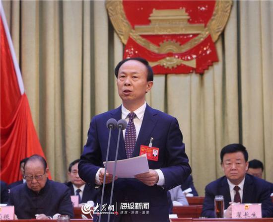 陈勇宣布大会胜利闭幕。