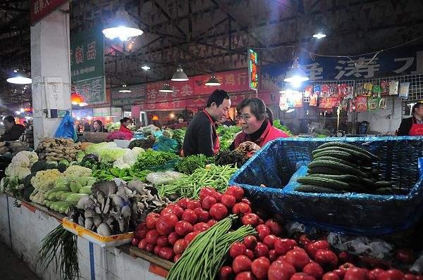 济南安居网|济南将新建50余菜市场出门买菜只需一刻钟