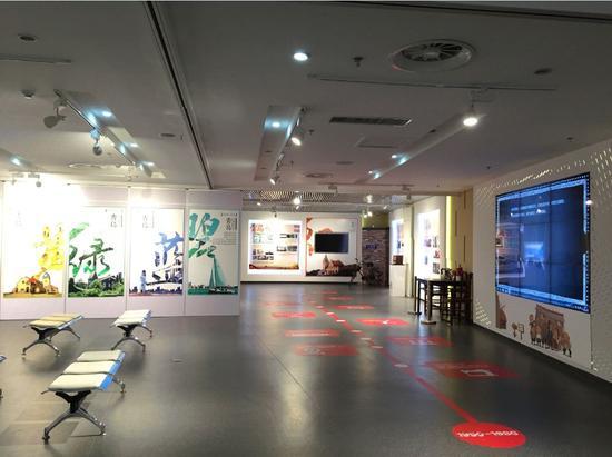 """青岛规划展览馆举办 """"青岛故事忆童年""""主题展览"""