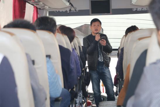 广华奥迪山西汾酒文化之旅
