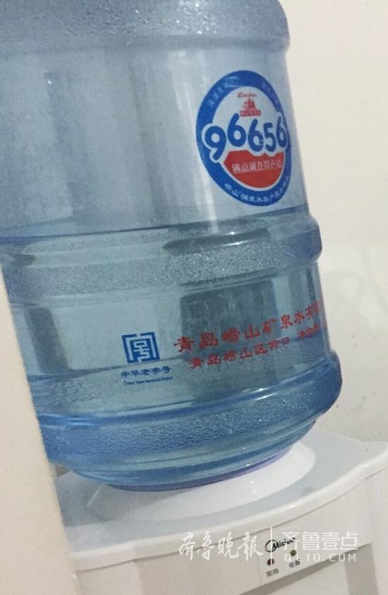一大桶崂山矿泉水