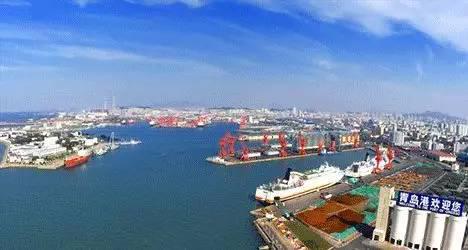 新闻频道 > 正文     《纲要》将青岛港列为山东沿海港口群中的主要
