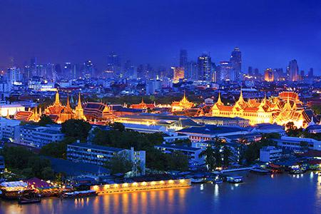 泰国美景(图片来源于泰国国家旅游局官方网站)