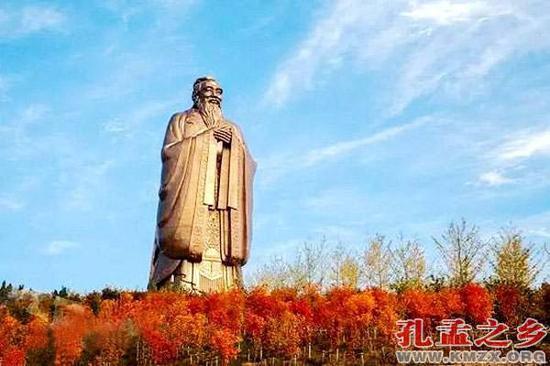世界最大孔子像(图片来源于网络)