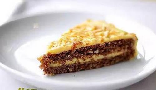 很多人推荐的杏仁蛋糕