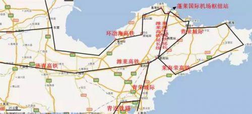 专家组原则同意,环渤海高铁为客运专线!