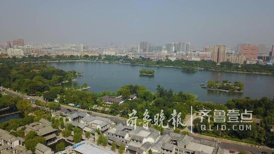 明府城为中心是申遗核心区。