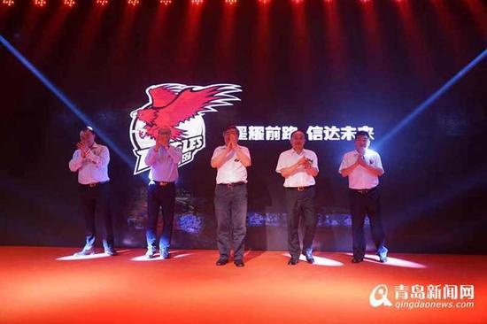 完成股权转让 青岛国信双星男篮俱乐部正式成立