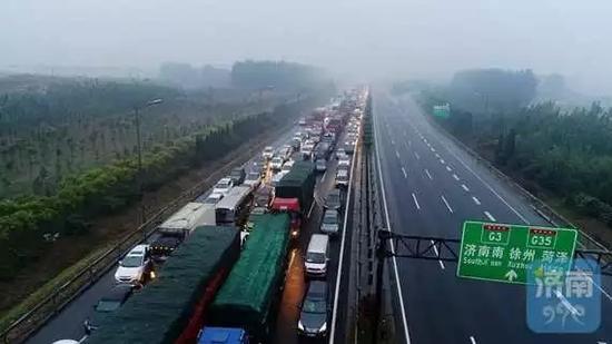 收费站路段;   g20青银高速唐王立交到邹平路段,临淄到昌乐路段,青岛
