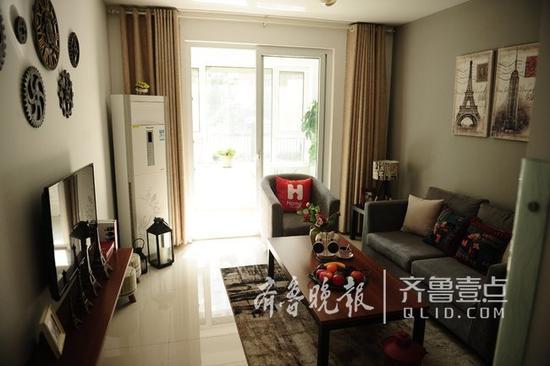 长租公寓,去年7月进驻济南