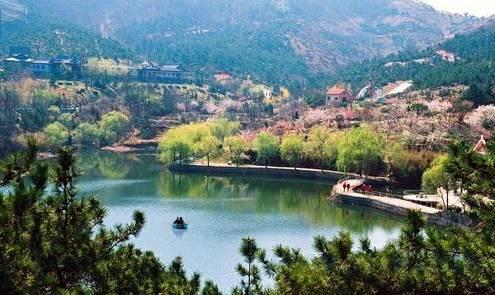 2 3座山头公园最新进展   李沧区老虎山森林公园   经与李沧区建管