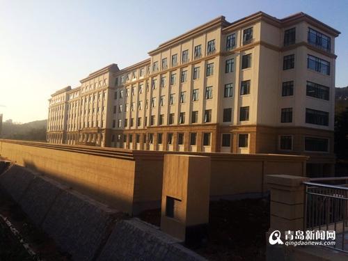 优抚医院预计年内建设完工