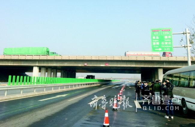 从104国道可以去青岛、淄博、石家庄等城市。