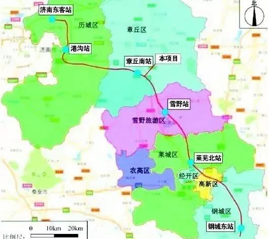 济滨城际铁路