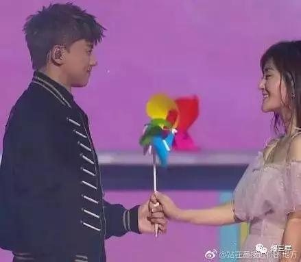 张杰谢娜合唱《这就是爱》
