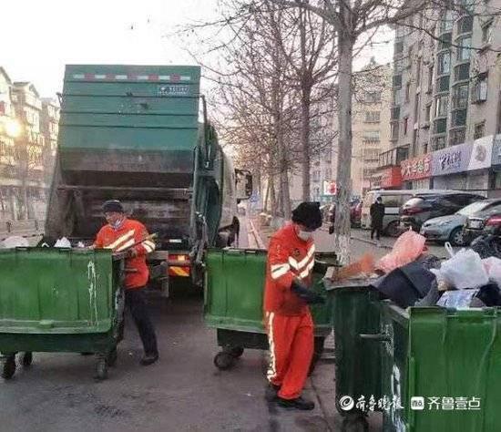 春節假期七天 煙臺市區累計處理生活垃圾19613噸