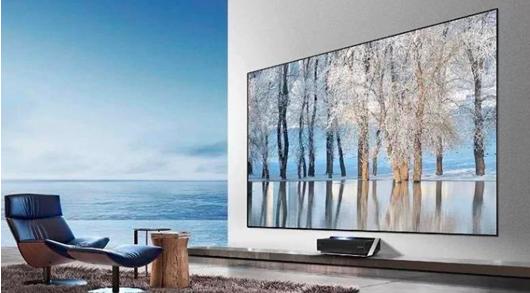 海信激光电视坚持技术创新 或将成激光电视市场领头羊