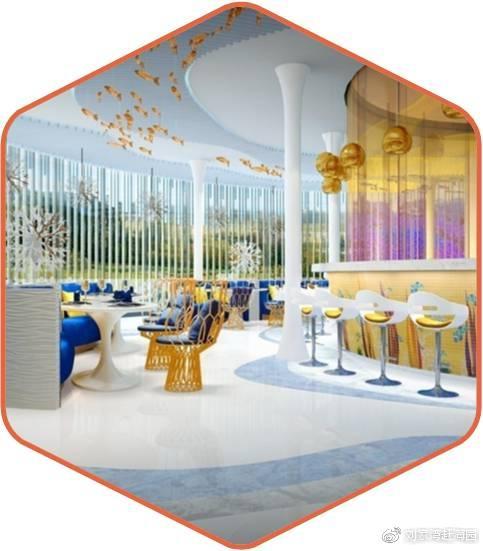服务中心海景餐厅