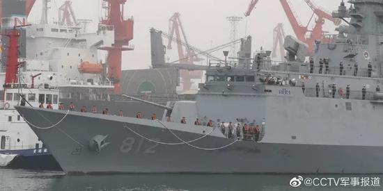 """孟加拉""""决心""""号轻型护卫舰"""