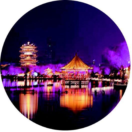五一期间泉城夜宴·明湖秀将正式商演。