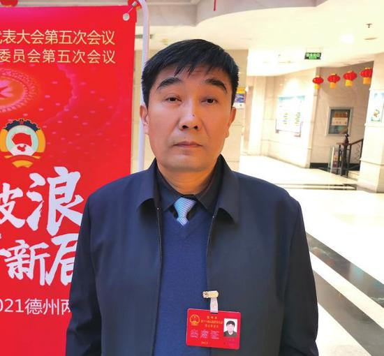 德州市人大代表王东禹:完善养老服务体系 让农村老人不掉队