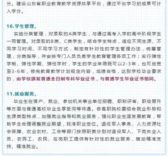 2019年山东省高职院校单独招生