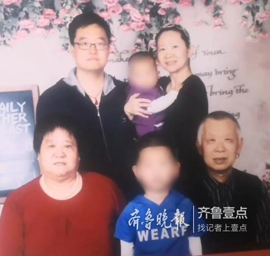 刘增寿的全家福