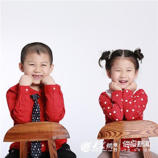 尹高淅和妹妹小艺