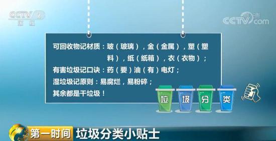 可回收物记材质:玻(玻璃),金(金属),塑(塑料),纸(纸箱),衣(衣物);