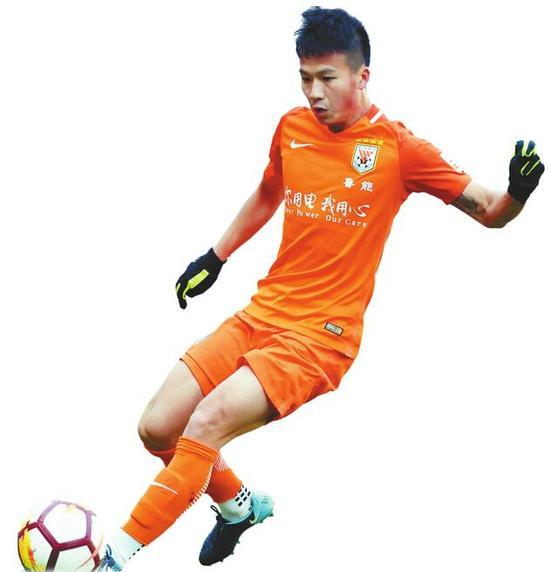 姚均晟是前11轮鲁能出场最多的U23球员 记者谢永亮 摄(资料照片)