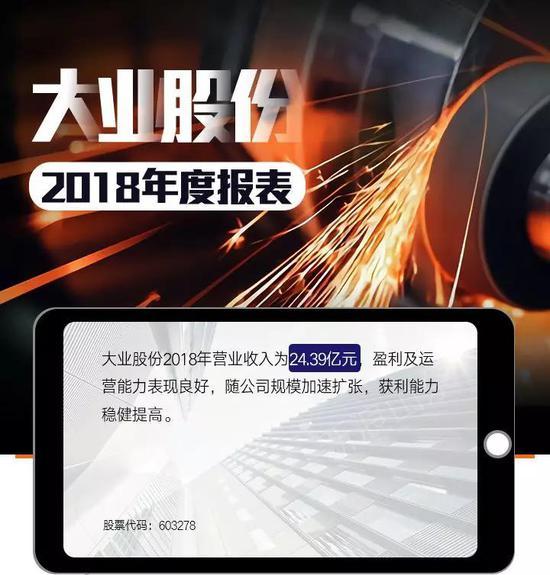 山东上市公司2018财报透视? | 大业股份:光环背后的扩张野心
