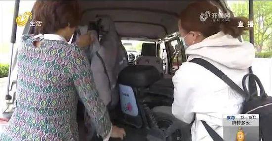 济南市民购买雅迪电动车维修多次未解决多处故障,媒体采访被