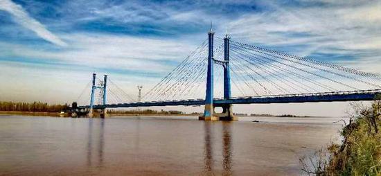 东营胜利黄河大桥维修改造工程开工