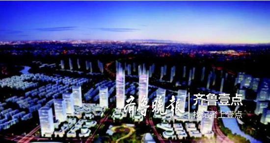 出门即青山绿水,打造智慧生态城