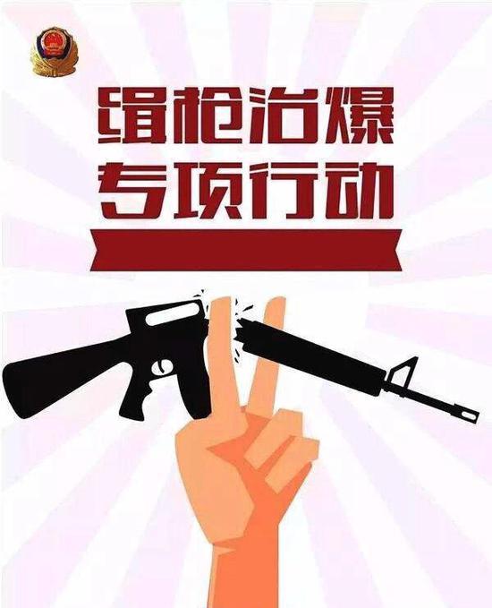 即日起 山东公安机关在全省范围内开展打击整治枪爆违法犯罪专项行动
