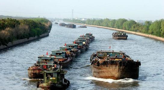 江南北国脉相牵,隋代千年水相连。