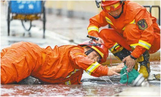 强降雨持续 山东水利工程运行平稳未接到险情报告