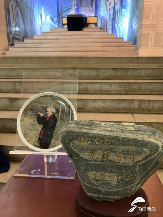 国家大剧院设计师葬礼在法国举行 遗作留山东桃花岛