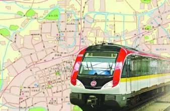 济南地铁建设:3年后R线成网 覆盖平阴商河章丘济阳
