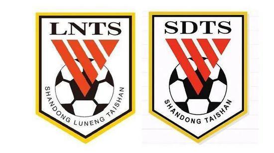 """山东泰山队新队徽曝光 """"LNTS""""字样变""""SDTS&qu"""