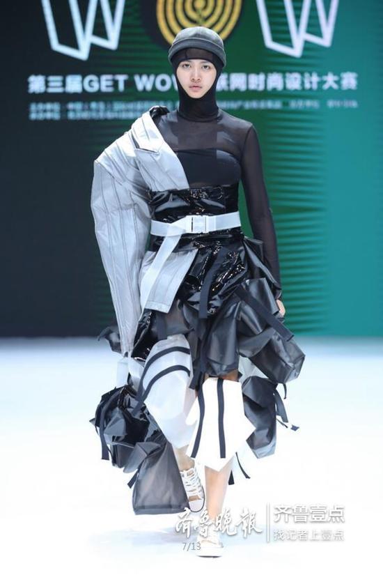互联网时尚设计大赛上演巅峰对决