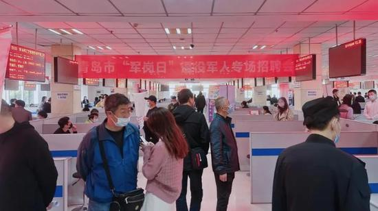 青岛发放3.5亿元退役军人创业贷款 全省最多