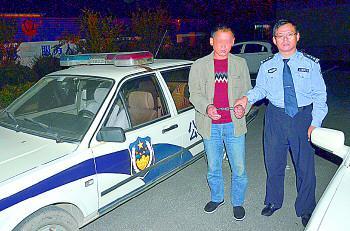 肇事逃逸摩托车司机卢某被抓获。
