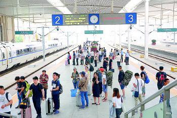 目前仅从济南西站出发,就可以到达全国278个高铁车站。